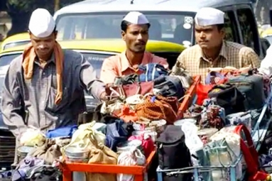 Maharashtra Govt Allows Dabbawalas in Mumbai to Start Services
